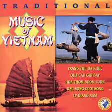 Traditional Music From Vietnam by Various Artists (CD, Nov-1999, Sound)