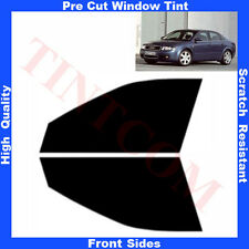 Pre Cut Window Tint Audi A4 4 Doors Saloon 2001-2004 Front Sides Any Shade