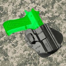 Fobus Retention Roto Holster for Jericho 941/Baby Eagle (Steel Frame)
