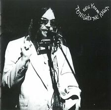 Neil Young - Tonight's the Night      - CD Album