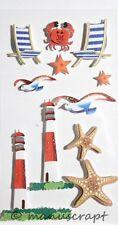 Artoz Artwork 3D-Sticker, Leuchttürme