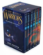 WARRIORS - THE NEW PROPHECY BOX SET - ERIN HUNTER (PAPERBACK) NEW