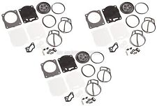 Yamaha XL XLT 1200 GP1200R GPR1200 XL1200 XLT1200 Triple Carburetor Rebuild Kit