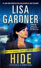 BUY 2 GET 1 FREE Detective D. D. Warren: Hide 2 by Lisa Gardner (2008 Paperback)