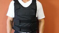 NIJ STAB+ BULLETPROOF Armor Defense Vest Body IIIA Bullet proof  Sizes: S, M,  L