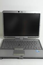 hp elitebook 2740p  i5-m520 2.40ghz 2GB 160GB win 7  2 in 1 laptop tablet laptop