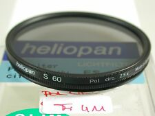 Heliopan Ww Slim Polfilter Filter Polarizing Polarizer Circular 60mm 60 E60 (5)