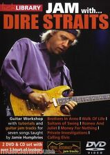 LICK LIBRARY Learn to Play JAM With DIRE STRAITS Sultans of Swing GUITAR DVD