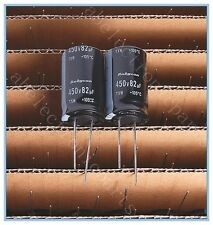 2pcs 82uf 450v Rubycon Radial Electrolytic Capacitors TXW 450v82uf Long Life