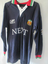 Leicester Tigers 1990 Football Rugby Union Away Shirt Small /10061