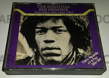 The Essential Jimi Hendrix Vols. 1 & 2 (2CD, 1989, Reprise) MADE IN USA