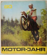 "2160 EAST GERMAN/DDR/GDR COLD WAR    "" 1980 DDR MOTOR YEAR book"""