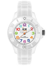 ICE-WATCH Uhr Mini White Armbanduhr MN.WE.M.S.12 NEU & OVP