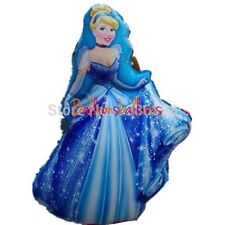 "Disney Cinderella 36"" Shaped  Helium Balloon Princess Party Any occasion"