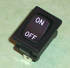 On/Off Rocker Switch 250-02013, 98900747 for Lopi, Avalon, Travis Ind. Gas Stove