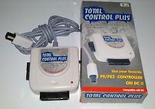 Total Control Plus - PS2 Controller to Dreamcast Adapter