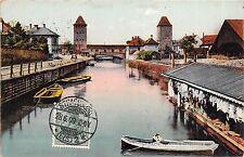 BR37520 Strassbourg pres des ponts couverts france