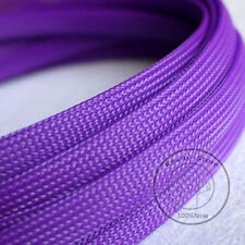 12mm New Tight Braided PET Expandable Sleeving Cable Wire Sheath (23 Color)