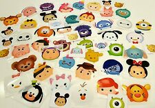KAWAII TSUM TSUM STICKERS DISNEY INSIDE OUT MICKEY MINNIE MOUSE TOY STORY POOH