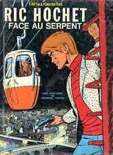 Ric Hochet Face au serpent EO 1969 Tibet a Duchateau Edition originale
