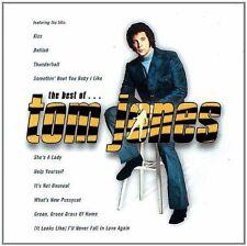 Tom Jones: The Best of Tom Jones - CD