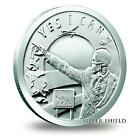 2014 Silver Shield 7 Sins of Obama 1 oz .999 Silver BU Round - USA BULLION COIN
