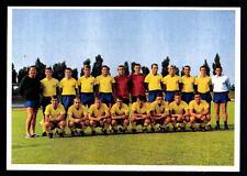 Eintracht Braunschweig Mannschaftskarte 1967-68 TOP