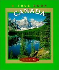 Canada (True Books: Countries)-ExLibrary