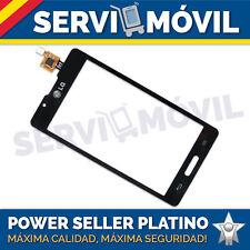 Pantalla Táctil LG L7 2 II P710 NEGRA Digitalizador negro tactil Touch Digitizer