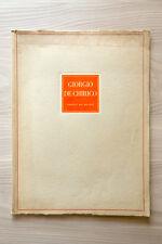 GIORGIO DE CHIRICO - 12 opere - Edizioni Del Milione - 1952