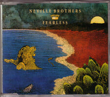 Neville Brothers: Fearless (Maxi-CD inkl. 2 Live Songs) 1990