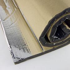 Dynamat hoodliner Sombrero forro auto-adhesivo Sonido Mat Calor amortiguamiento aislamiento