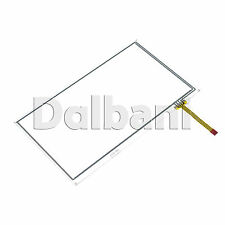 "7.2"" DIY Digitizer Resistive Touch Screen Panel 1.34mm x 100mm x 165mm 4 Pin"