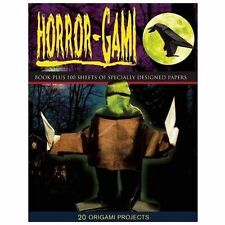 Horror-Gami (Origami Books)