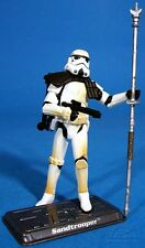 STAR WARS LOOSE SAGA VERY RARE SANDTROOPER IN ESCAPE FROM MOS EISLEY MINT. C-10+
