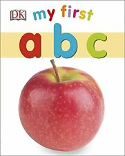 My First ABC Board Book Child Toddler Early Read Learn Teaching Children Books