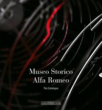 Alfa Romeo Museum - The Catalogue (Museo Storico Arese race road cars) Buch book