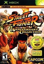 Street Fighter Anniversary Collection - Original Xbox Game
