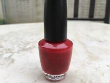 OPI DOUBLE DECKER RED (NL B18)