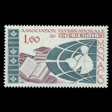 Monaco 1982 - Intl Bibliophile Assocation General Assembly Art - Sc 1343 MNH