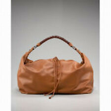 Carlos Falchi  Slouch Leather  Hobo  Bag  $895