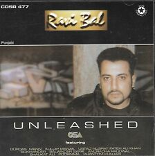 RAVI BAL - UNLEASHED - NEW BHANGRA CD - FREE UK POST