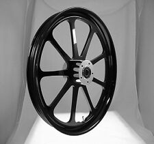 21 x 3.25 HARLEY STREET GLIDE GLOSS BLACK NINE WHEEL