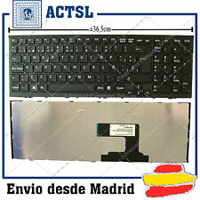 KEYBOARD SPANISH for LAPTOP SONY VAIO PCG-71C11M BLACK