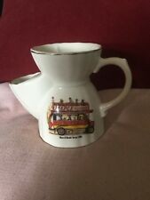 1960s Lord Nelson Shaving Mug Decorated With An Orion 1905 Omnibus