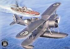 SpecialHobby - IMAM (Romeo) Ro.43 War Colours - 1:48 Modell-Bausatz kit NEU OVP