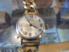 Ancienne montre mecanique sandoz plaqué or pour dame montre suisse