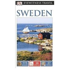 DK Eyewitness Travel Guide: Sweden-ExLibrary