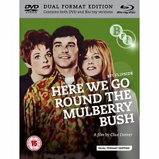 Here We Go Round The Mulberry Bush - DVD & Blu ray NEW & SEALED