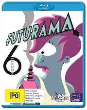 Futurama - Season 6 = NEW Blu-Ray
